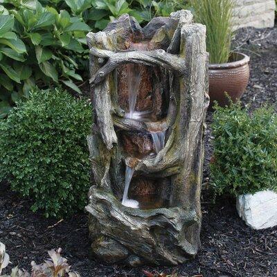 Resin Branch Fountain