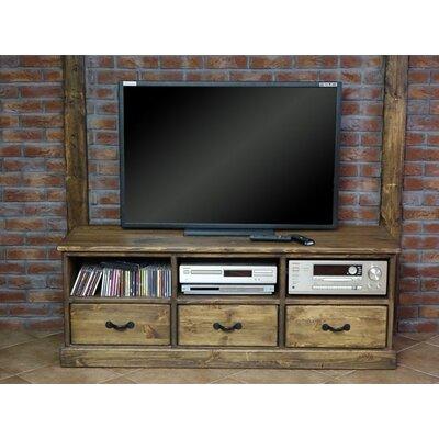 Seart TV-Stand Rustikal