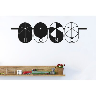 Cut It Out Wall Stickers Home Kids Caps Hanging Sign Wall Sticker