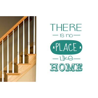 Cut It Out Wall Stickers There Is No Place Like Home Wall Sticker
