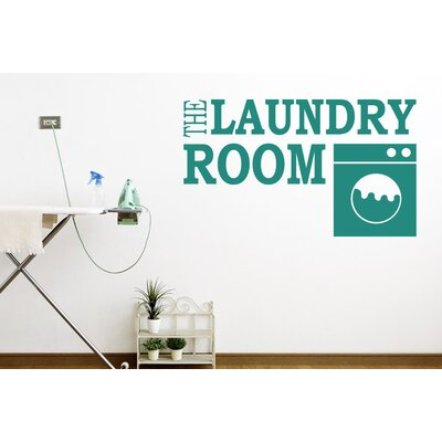 Cut It Out Wall Stickers The Laundry Room Wall Sticker