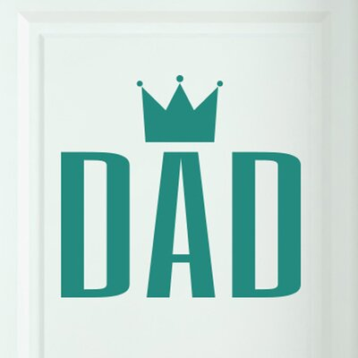 Cut It Out Wall Stickers Dad Door Room Wall Sticker