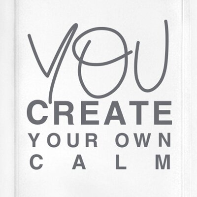 Cut It Out Wall Stickers You Create Your Own Calm Door Room Wall Sticker