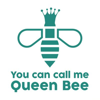 Cut It Out Wall Stickers You Can Call Me Queen Bee Wall Sticker