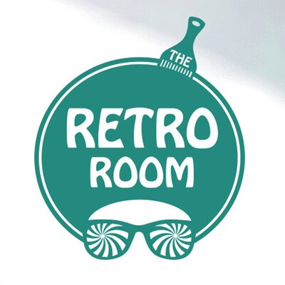 Cut It Out Wall Stickers The Retro Room Wall Sticker