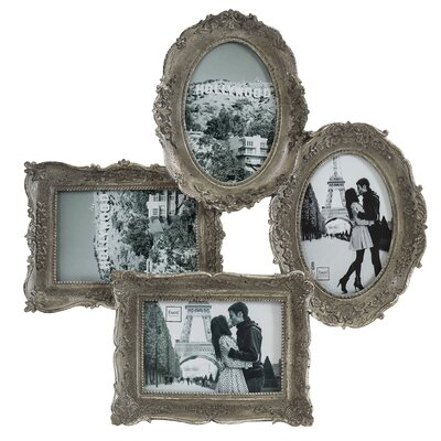 EMDÉ Decorated Multiple Picture Frame