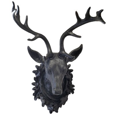 EMDÉ Deer's Head Wall Décor