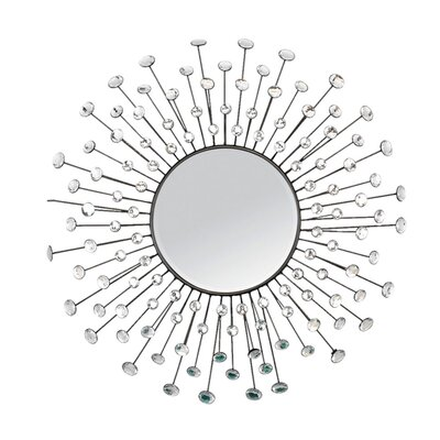 EMDÉ Classy and Feminin Strass Sunburst Mirror
