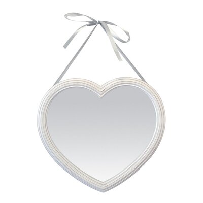 EMDÉ Heart Mirror with Wreath