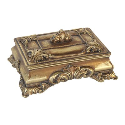 EMDÉ Baroque Jewellery Box