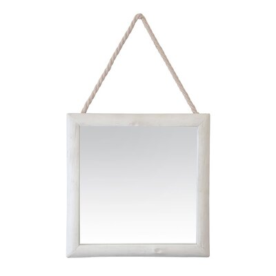 EMDÉ Wood Mirror with Rope