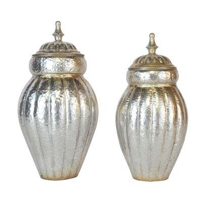 EMDÉ New Riad 2-Piece Jar Set
