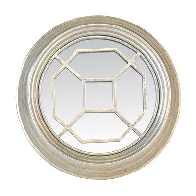 EMDÉ New Riad Metal Round Mirror
