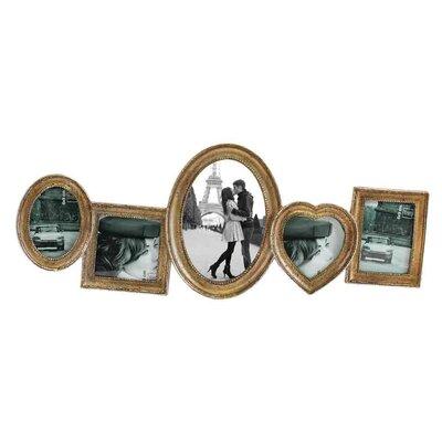 EMDÉ Shabby Elegance Pearl Multi Picture Frame
