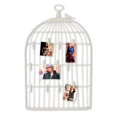 EMDÉ Bird's Cage Multiple Picture Wall Decor