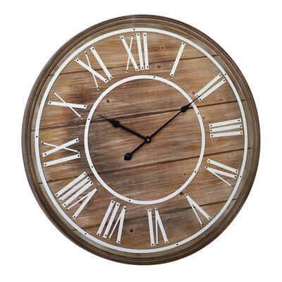 EMDÉ Smart Chalet Oversized 80cm Wall Clock