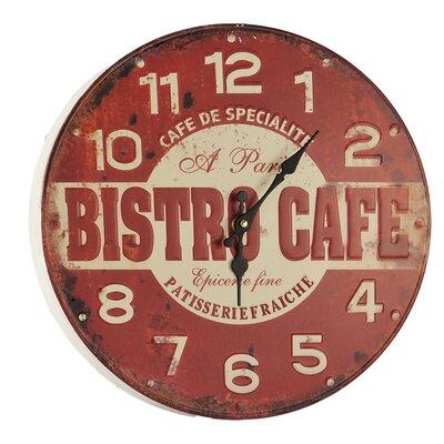 EMDÉ Bistro Wall Clock