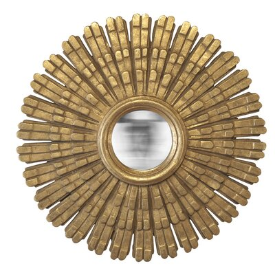 EMDÉ We Need Sun Luna Wall Mirror