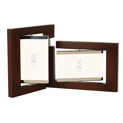 EMDÉ Double Picture Frame