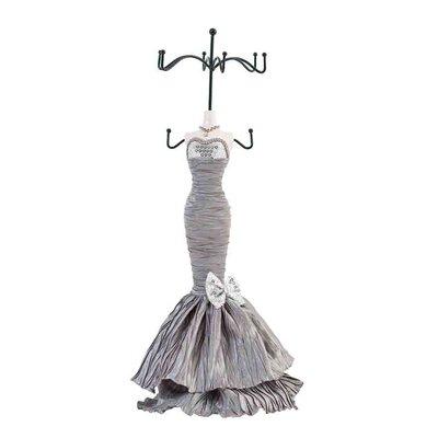 EMDÉ Shabby Elegance Decorative Mannequin Jewellery Stand
