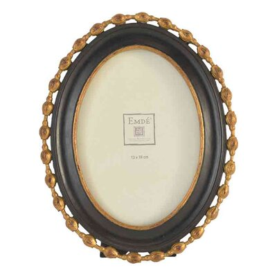 EMDÉ Brooklyn Oval Picture Frame