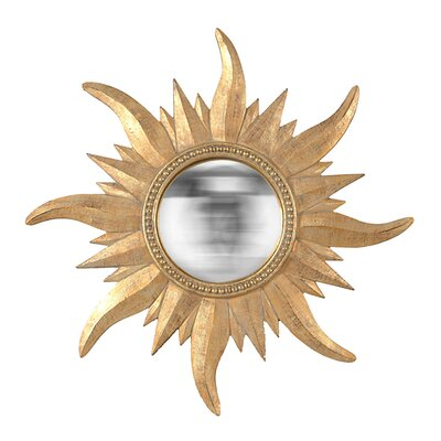 EMDÉ We Need Sun Witch Wall Mirror