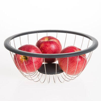 Culina Designs Fozzils Collapsible Wire Fruit Bowl