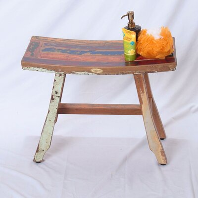 Ship2Shape Satori Recycled Boat Bench