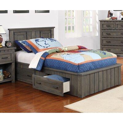 Escobar Platform Bed Size: Twin