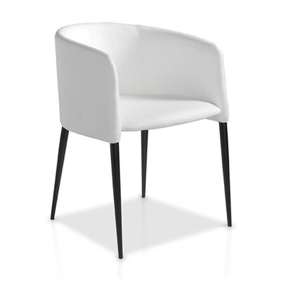 Angel Cerda Upholstered Arm Chair