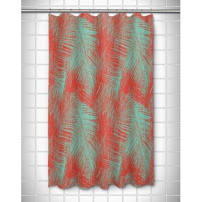 Kroll Palm Breeze Shower Curtain
