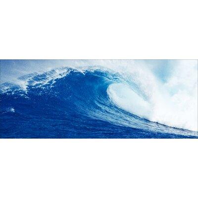 Pro-Art Glasbild Surfin, Kunstdruck