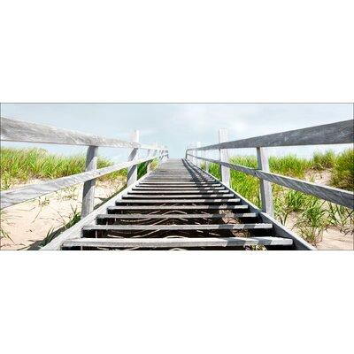 Pro-Art Glasbild Stairway To Infinity, Kunstdruck