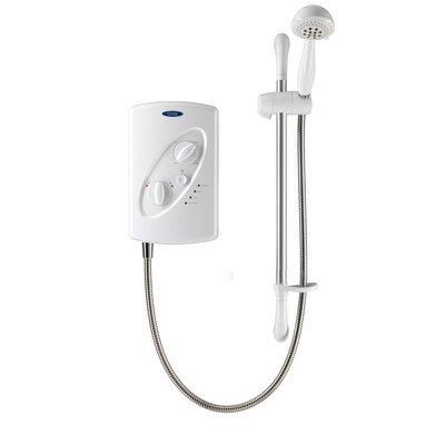 Creda DL Volume Control 8.5kW Electric Shower
