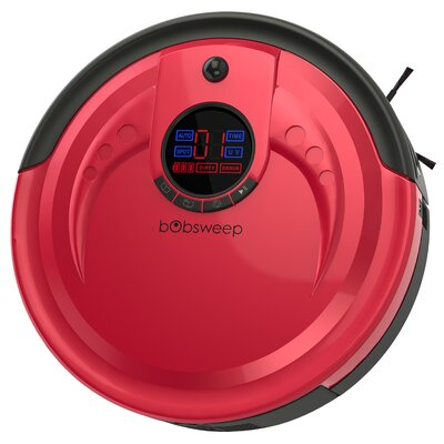 Standard Robotic Vacuum Cleaner and Mop Color: Rouge