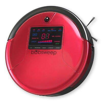 PetHair Robotic Vacuum Color: Rouge