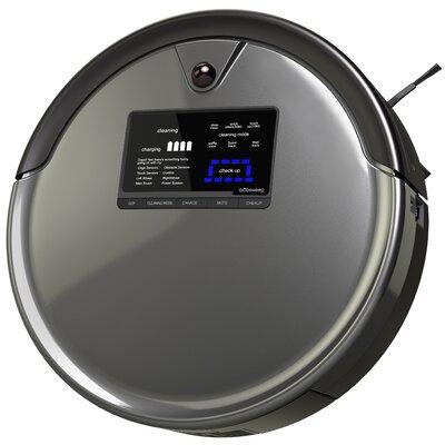 PetHair Plus Bagless Robotic Vacuum Color: Charcoal