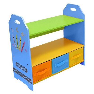 Bebe Style Bebe Style Bookshelf