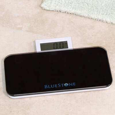 Portable Body Scale with Expandable Readout