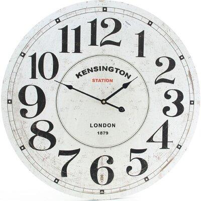 dio Only for You Analoge Wanduhr Wanduhr Kensington Station  XXL 60 cm