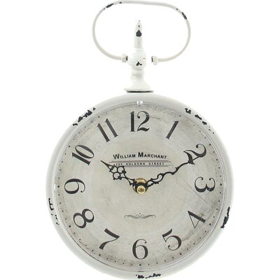 dio Only for You Analoge Wanduhr William Marchant 24 cm