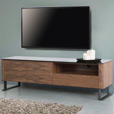 "Varsa 160"" TV Stand Color: Brown"