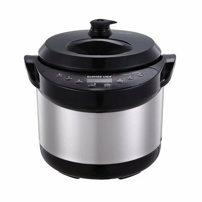 3-Quart Pressure Cooker