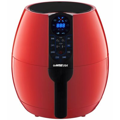 3.5 Liter 8-in-1 Electric Air Fryer