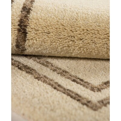 Hispania Alfombras Tattoo Beige Area Rug