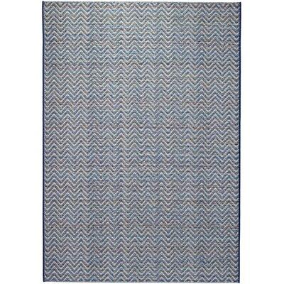 Hispania Alfombras Napoles Blue Indoor/Outdoor Area Rug