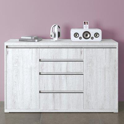 BaixModuls Kay 2 Door 4 Drawer Cabinet