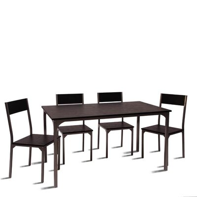 Eurosilla Dining Table and 4 Chairs