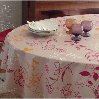 Fleur De Soleil Kamelie Tablecloth