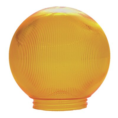 Universal Fit Replacement Globe Color: Amber